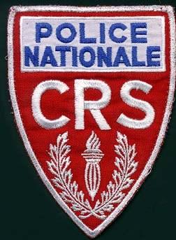 C.R.S (Compagnie Républicaine de Sécurité) Crs11