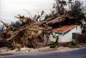 Tempêtes de fin décembre 1999 en Europe Ouraga10