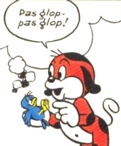 Pif le chien, hercule le chat Pifou110