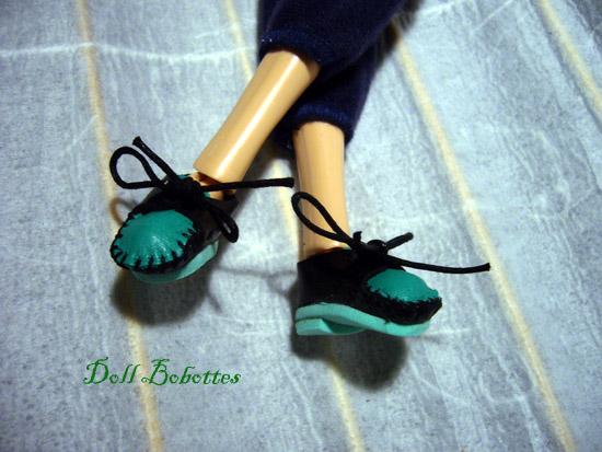 *Doll Bootsie, chaussures poupées* Tutoriel geta japonaise - Page 4 Mocass11