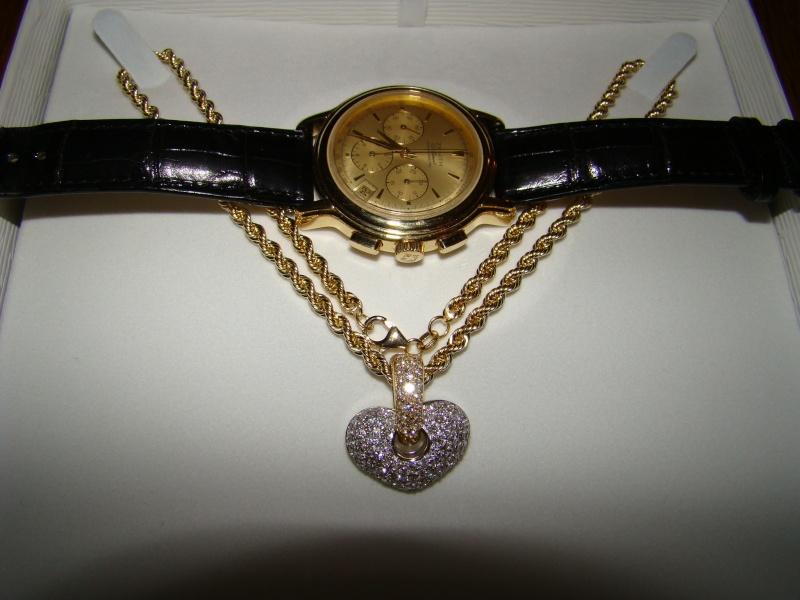 Ca sent le sapin! Et vous avez-vous trouvé une montre dans vos souliers? Photo117
