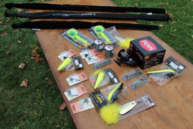 Sport Fishing à Lentilly Celine12