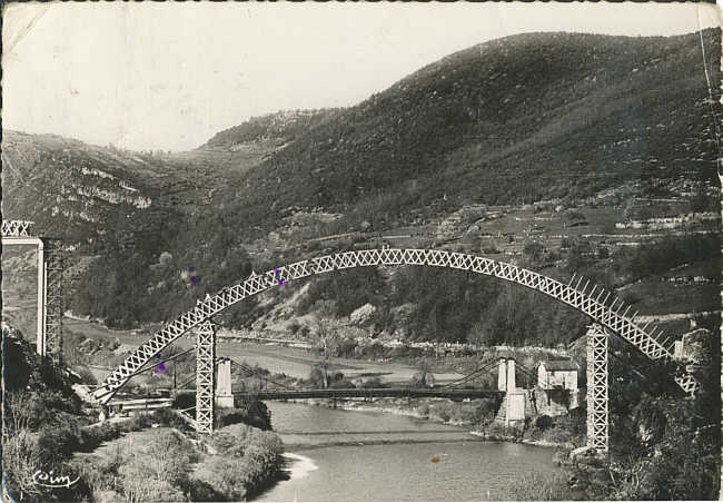 pont metallique Serrie10