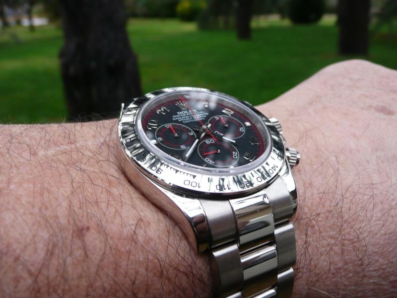 Daytona - Quelle est la montre qui a fait votre joie en 2008 ? - Page 3 Tracte14