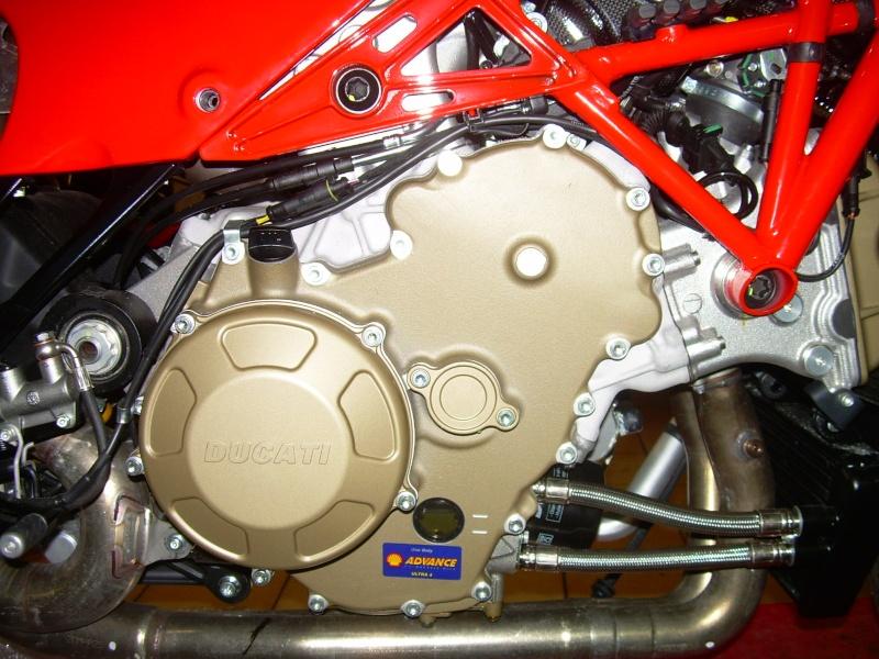 The V4 Ducati. Dscn6722