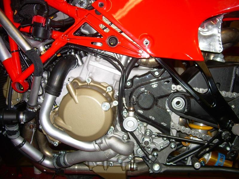The V4 Ducati. Dscn6843