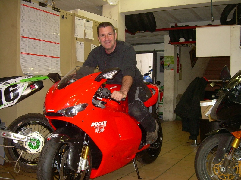 The V4 Ducati. Dscn6845