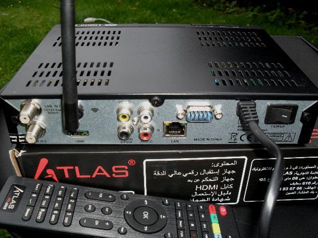 ATLAS 200s HD Spate10