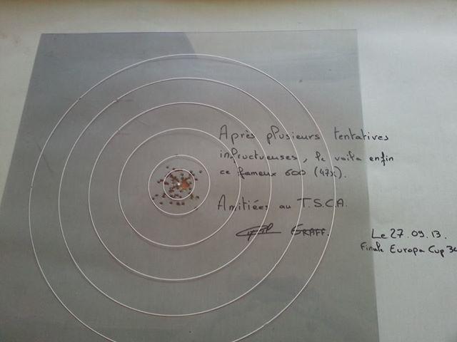 Europa Cup 25m pist. et 300m Lapua carabine. 56360610