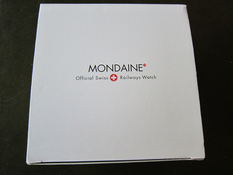 Mondaine Classic Gents Polished quartz Img_1010