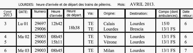 2013-04-01 au 2013-04-03 / Pèlerins pour les 01, 02 et 03 avril 2013. Pel-av10