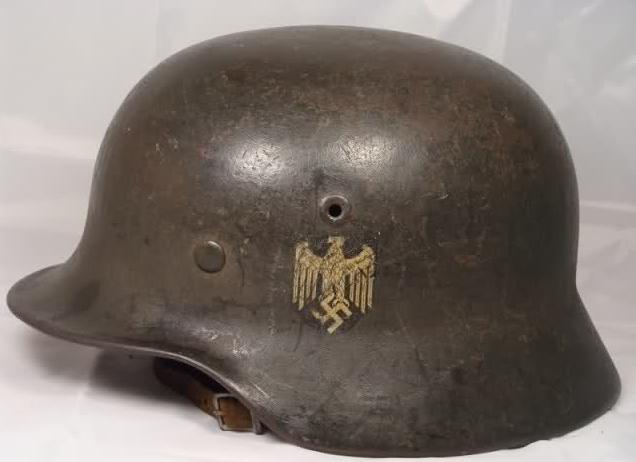 Les casques de combat M35 - M40 - M42 Casque18