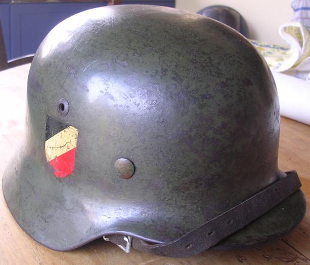 M35 DD Heer (complet) Casque25
