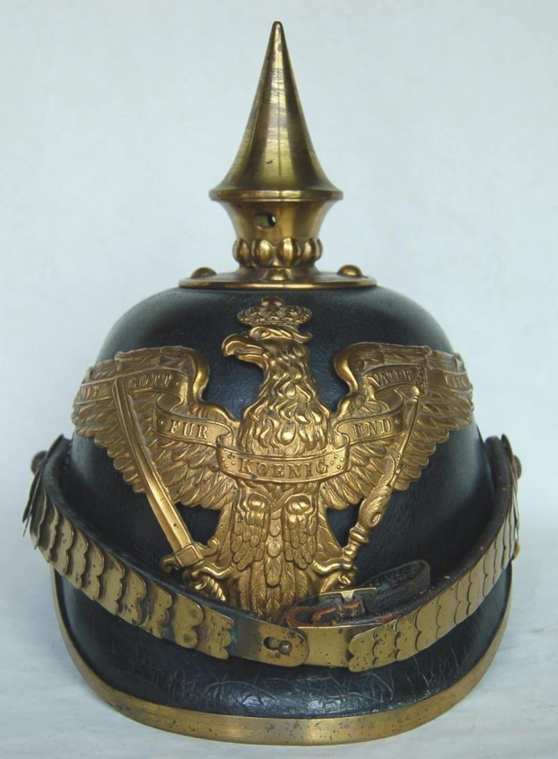 Casque à Pointe - mdl 1871 - Grenadier de la Garde Dsc_0114