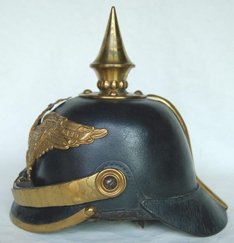 Casque à Pointe - mdl 1871 - Grenadier de la Garde Dsc_0116