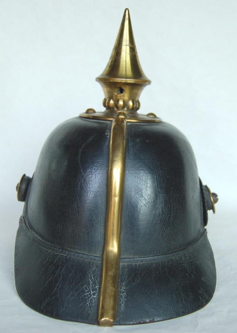Casque à Pointe - mdl 1871 - Grenadier de la Garde Dsc_0117