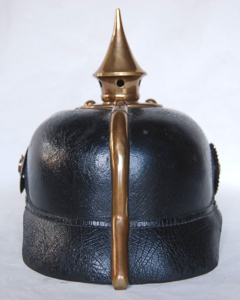 Casque à pointe - mdl 1895 - Prussien Dsc_0166