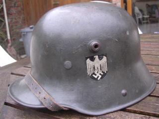 Les casques de combat M35 - M40 - M42 M16_wh14