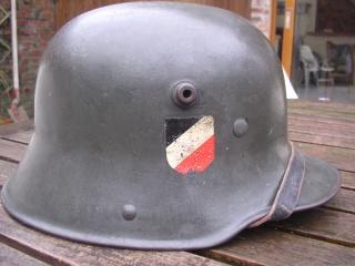 Les casques de combat M35 - M40 - M42 M16_wh15