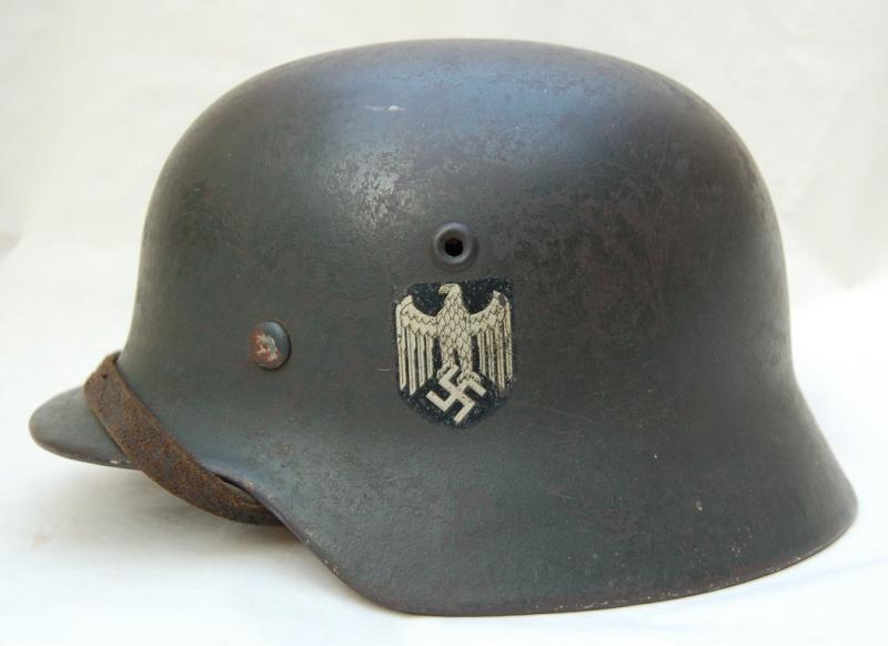 Les casques de combat M35 - M40 - M42 M40_ca10
