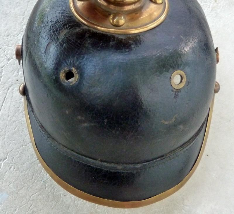 Casque à pointe - mdl 1895 - Prussien P1020310