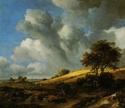 « Parfois les nuages reposent les gens d'admirer la lune » Ruisda10