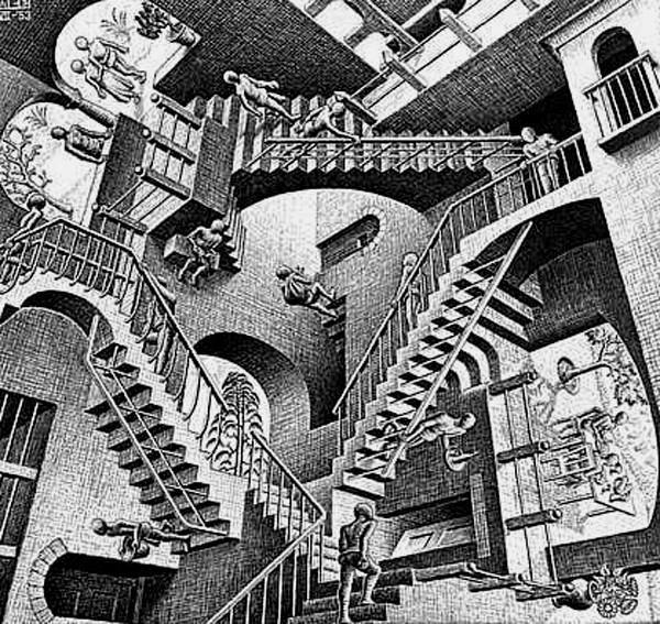 * une toile sur la toile * - Page 4 Escher21