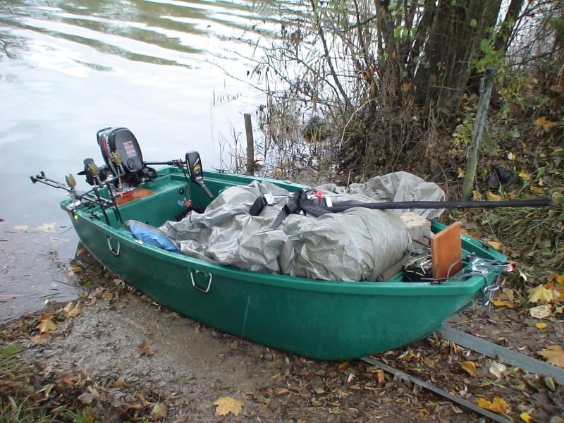"Mon ""Carp'Boat"" / ""Silur'Boat"" FunYak 3.50 Dsc01714"