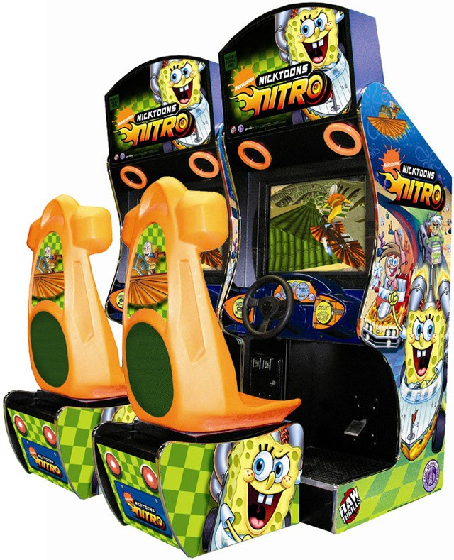Nicktoons Nitro Racing Nick110