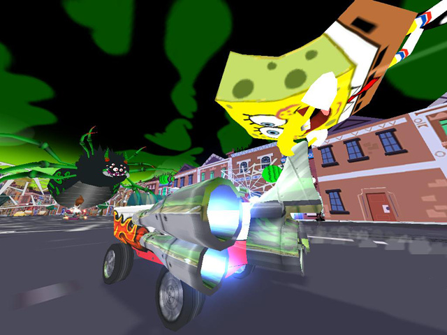 Nicktoons Nitro Racing Nick510