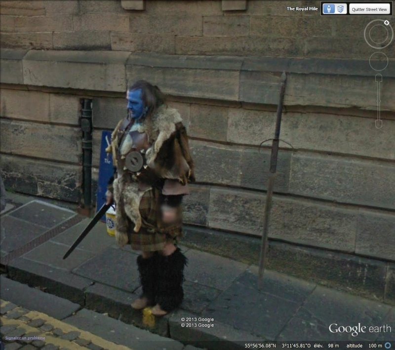 Street View:William Wallace, Edimbourg, Ecosse Willia10