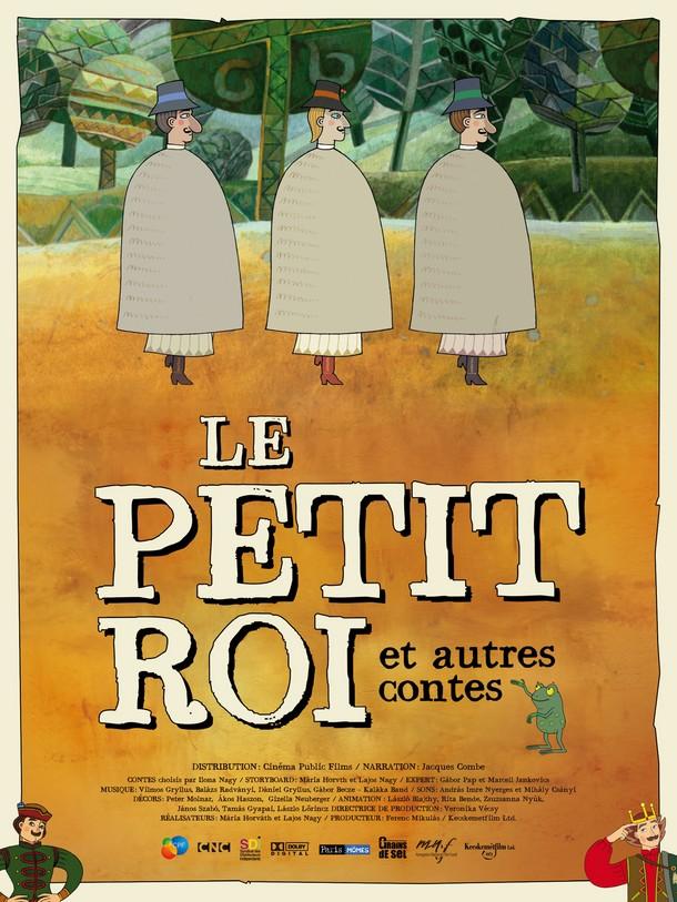 LE PETIT ROI ET AUTRES CONTES - CPF - 10 avril 2013 Affich11
