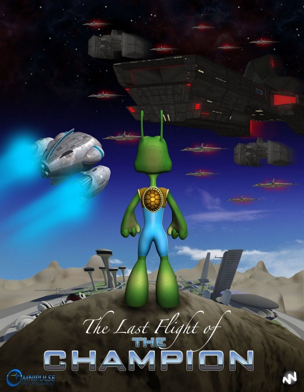 LAST FLIGHT OF THE CHAMPION - Omnipulse Ent. - 30 aout 2013 Champi10