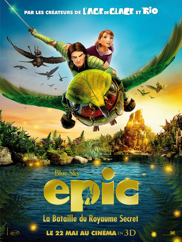 EPIC - Blue Sky/Century Fox - FR : 22 Mai 2013 - Epic-a10