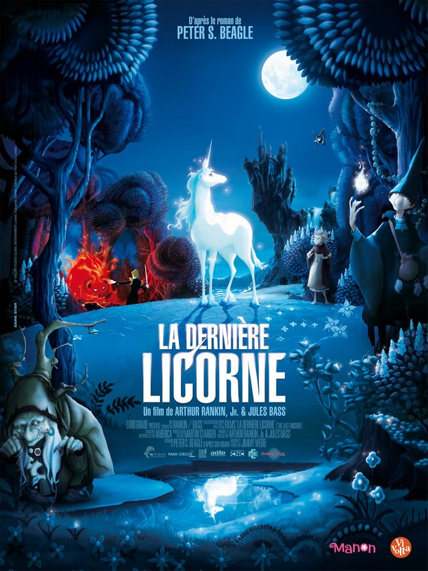 LA DERNIERE LICORNE - ITC - 1982 - 20 mars 2013 Ladern10