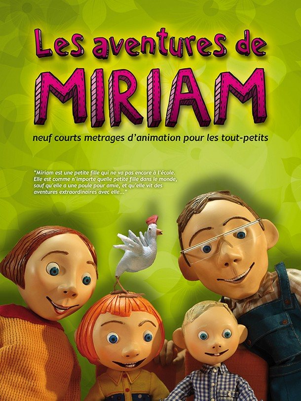 LES AVENTURES DE MIRIAM - Films Magiques - 20 février 2013 Miriam10