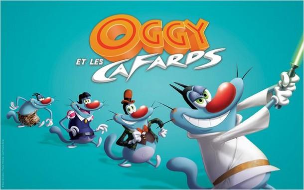 OGGY ET LES CAFARDS, LE FILM - Xilam - 07 Aout 2013 !! Oggy-f10