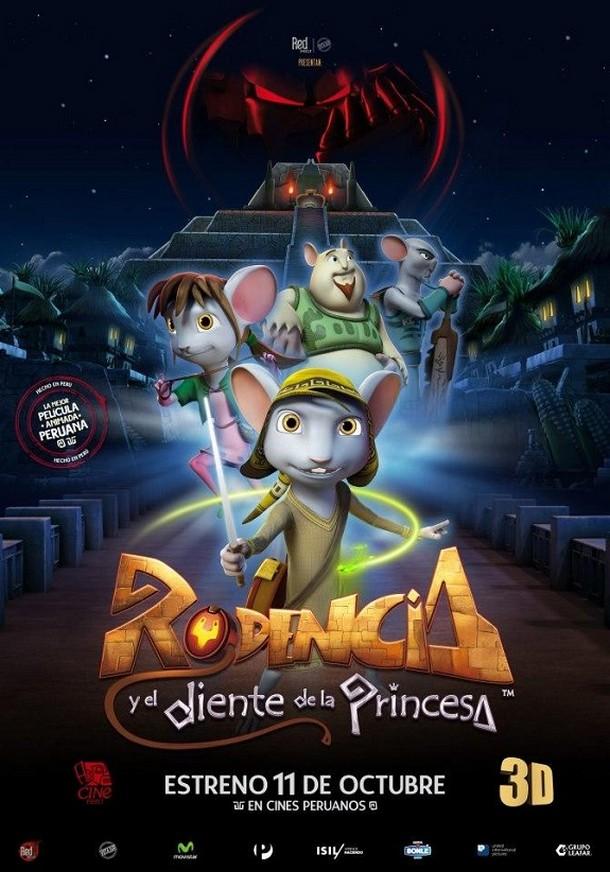 RODENCIA Y EL DIENTE DE LA PRINCESA - RedPost - 11 oct 2012 Rodenc10