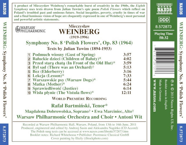 Mieczyslaw Vainberg (Weinberg) (1919-1996) - Page 2 Back18