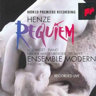Hans Werner Henze (1926-2012) Cover12