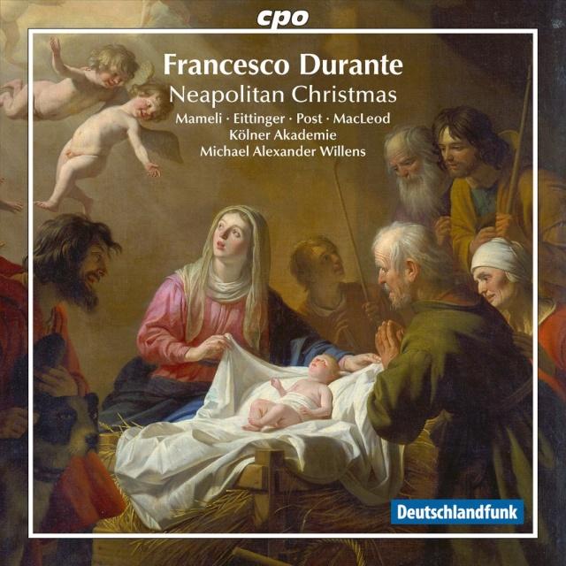 durante - Francesco DURANTE (1684-1755) Cover13