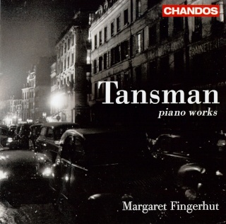 Alexandre Tansman (1897-1986) Cover23