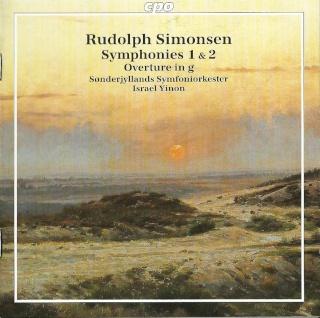 Rudolph SIMONSEN (1889-1947) Front24