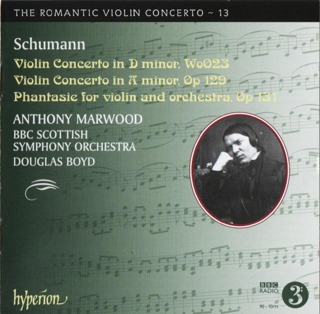 Concerto pour violon ( Schumann ) Front32