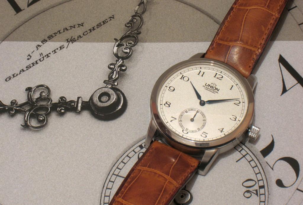 La fréquentation de FAM mène t-elle au conformisme horloger ? Uniona11