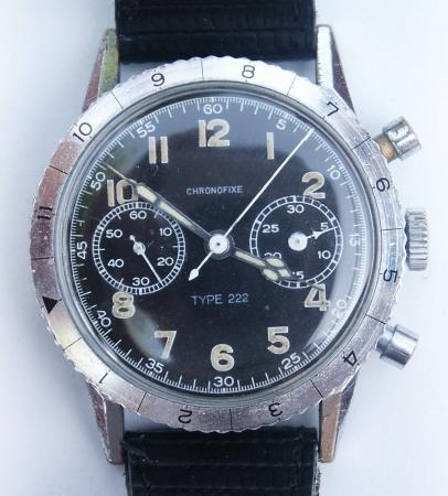 Montre chronofixe Chrono14