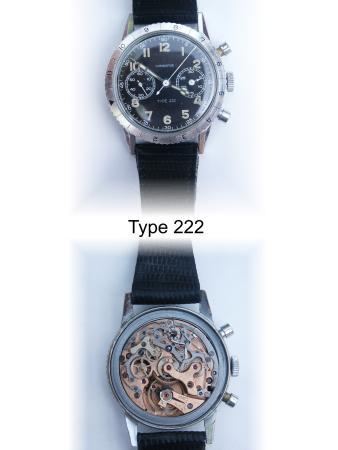 Montre chronofixe Chrono15
