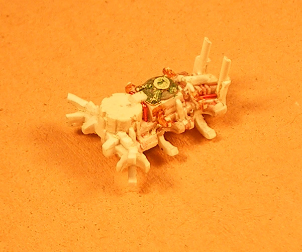 scratchbuild defiler Corps410
