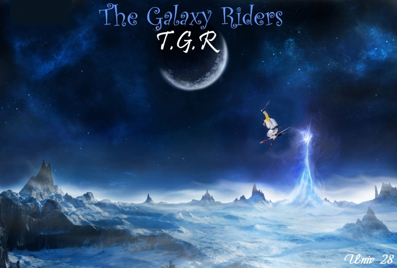 The Galaxy Riders