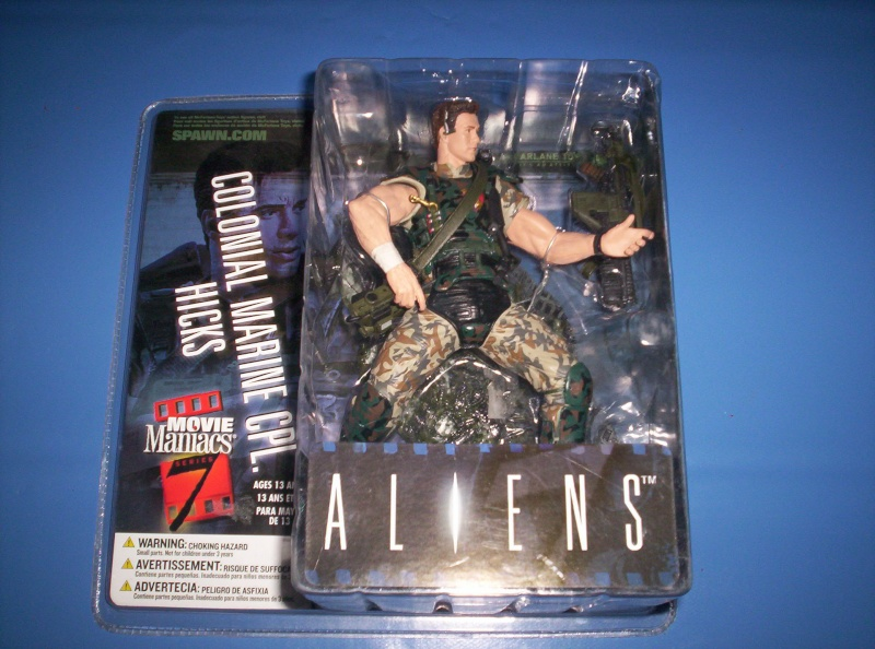 Alien soldat Américain Movie Maniacs 100_3889
